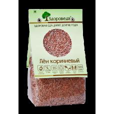 Лён коричневый «Здороведа» 300 гр