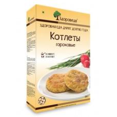 Котлеты гороховые «Здороведа», 280 гр