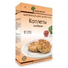 Котлеты полбяные «Здороведа», 280 гр