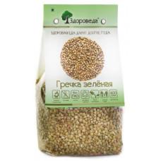 Гречка зелёная «Здороведа» 400 гр