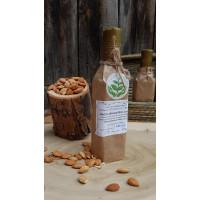 Масло абрикосовое, из ядра абрикосовых косточек, сыродавленное, деревянный пресс