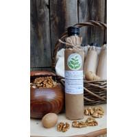 Масло грецкого ореха, сыродавленное, деревянный пресс