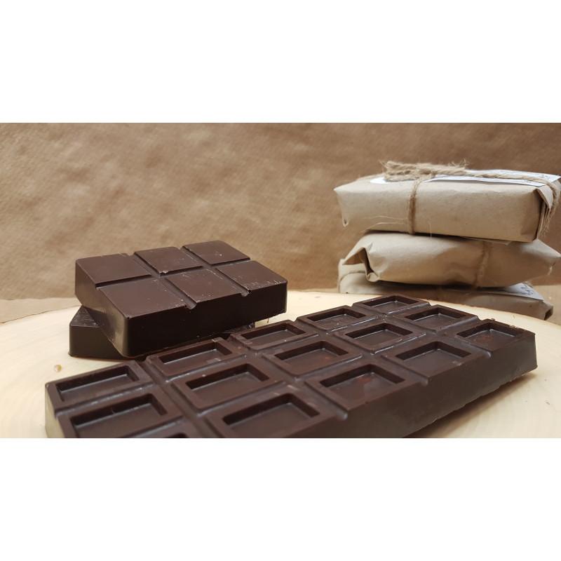 Натуральный шоколад на меду (70% какао), на вес