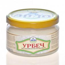 Урбеч из кокосовой мякоти (250, 500 гр)