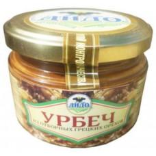 Урбеч из грецкого ореха (250, 500 гр)