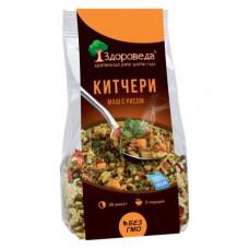 """Китчери маш с рисом """"Здороведа"""", 250 гр."""